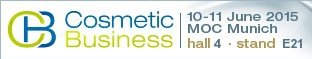 Messe Cosmetic Business 2015 München